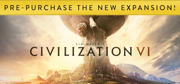Civilization VI is free to play for 2 days