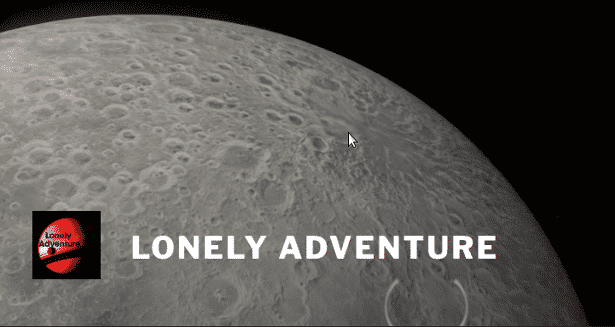 lonely adventure space adventure annouced in linux windows games