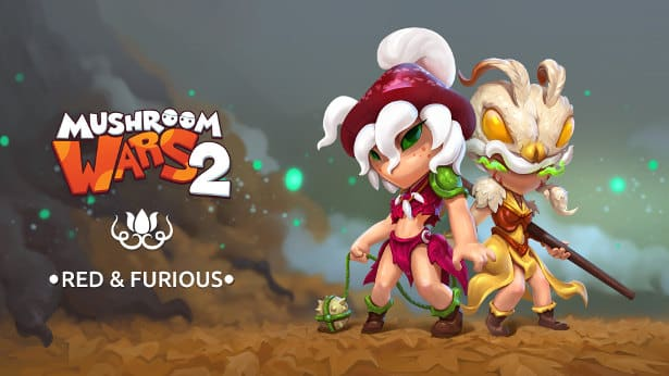 red and furious releases for mushroom wars 2 in linux mac windows games
