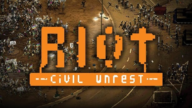 RIOT: Civil Unrest real time sim release date
