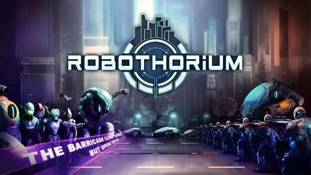 Robothorium turn based RPG launches
