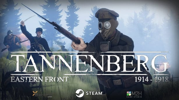 Tannenberg WW1 shooter launches on Steam