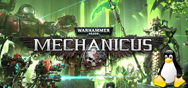 Warhammer 40000: Mechanicus fully released