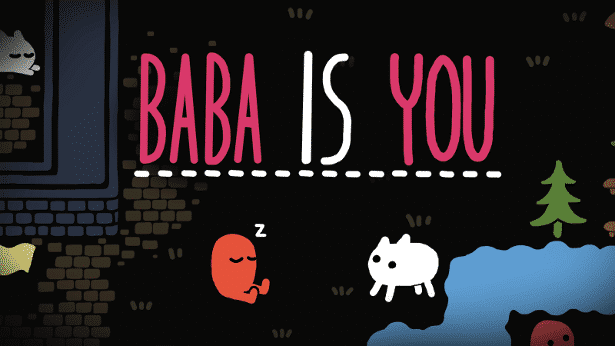 Baba Is You interactive puzzle game releases