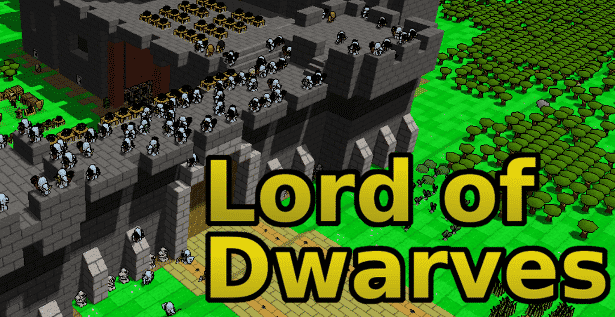lord of dwarves kingdom building launches in linux windows games