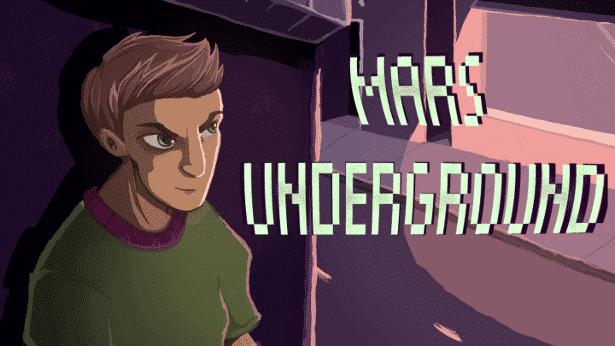 mars underground new adventure launches in linux windows games