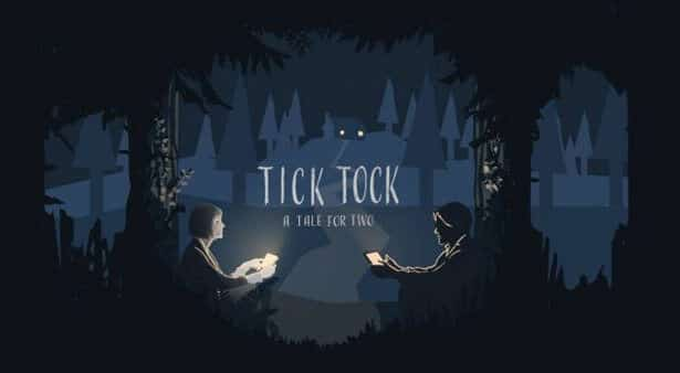 Tick Tock: A Tale for Two where's support?