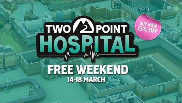 two point hospital celebrates free weekend in linux mac windows games