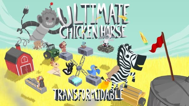 ultimate chicken horse transformative update in linux mac windows games