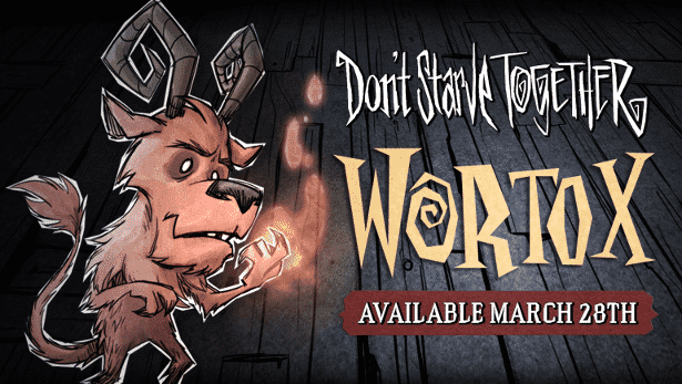 Wortox new character for Don't Starve Together
