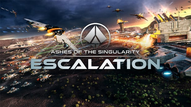 ashes of the singularity progress update in linux windows pc games