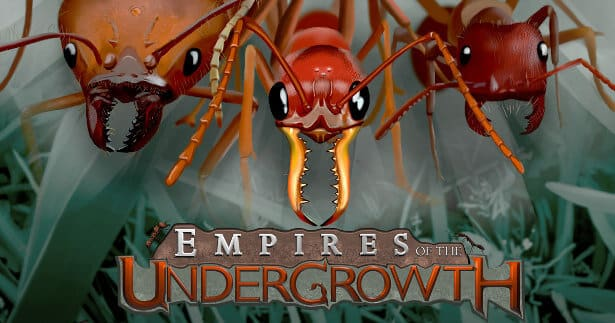 empires of the undergrowth first major update leafcutter in linux mac windows pc games