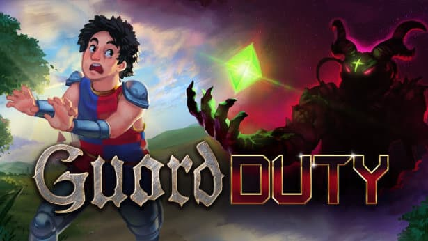 Guard Duty comedy adventure release date