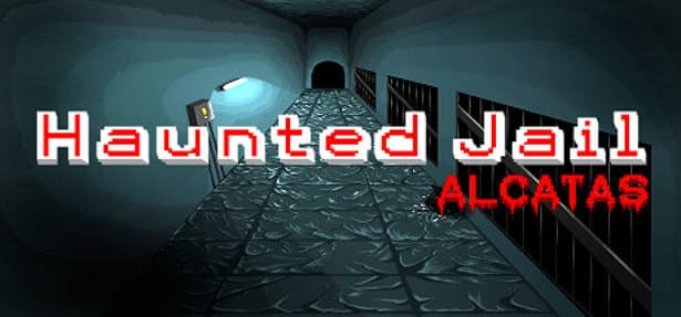 haunted jail alcatas a new 2d survival horror in linux windows games
