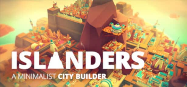ISLANDERS city builder strategy and support