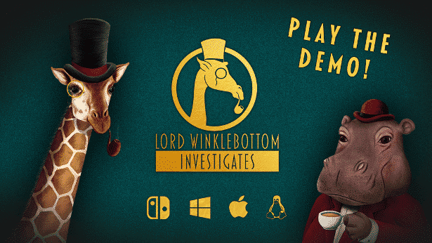 lord winklebottom investigates is now funded on kickstarter in linux mac windows pc games