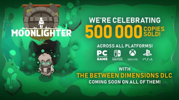 moonlighter sales and between dimensions dlc in linux mac windows pc games