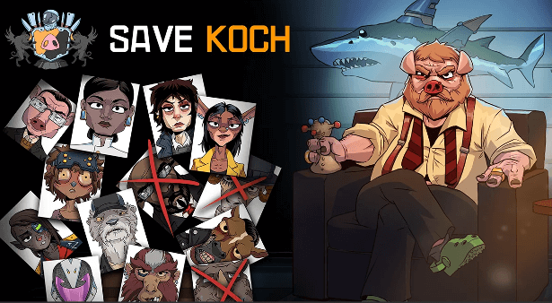 save koch the strategic simulation releases in linux mac windows pc games