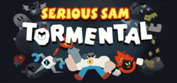 Serious Sam: Tormental twin stick shooter port