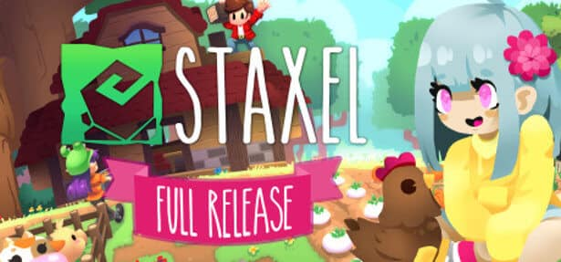 staxel farming simulation disappointing news in linux windows pc games