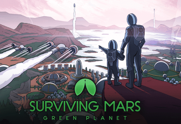 surviving mars green planet content reveal in linux mac windows pc games