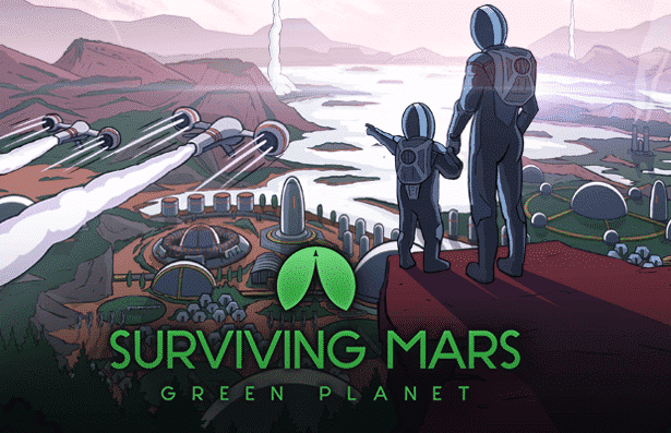 Green Planet release date for Surviving Mars