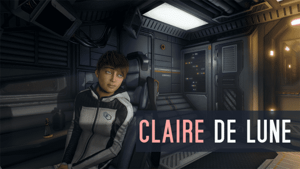 claire de lune story adventure and linux support in windows pc games