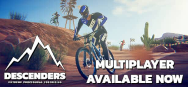 Descenders full release including multiplayer