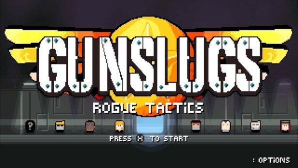 Gunslugs: Rogue Tactics upcoming Open Beta