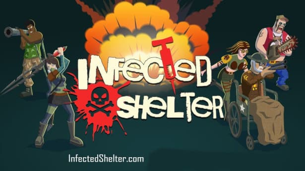 infected shelter action rpg now live on steam in linux windows pc games