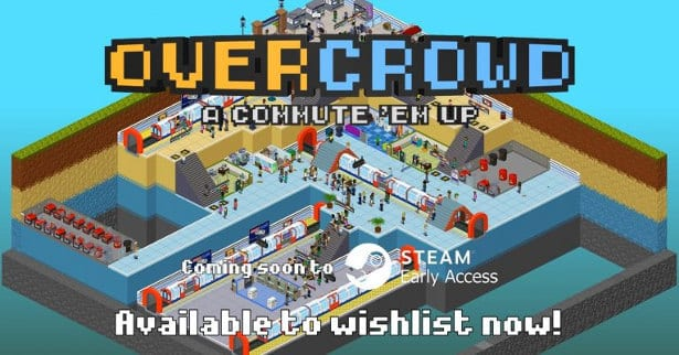 overcrowd a commute em up sim support in linux windows pc games