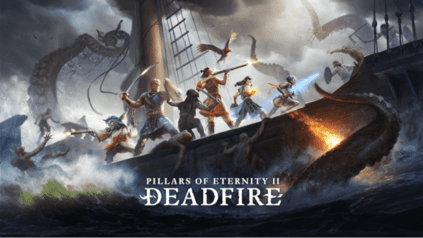 pillars of eternity ii deadfire update 5.0 debuts in linux mac windows pc games