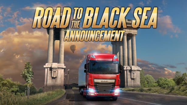 road to the black sea expansion announcement euro truck simulator 2 in linux mac windows pc games