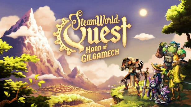 steamWorld quest hand of gilgamech launch in linux mac windows pc games
