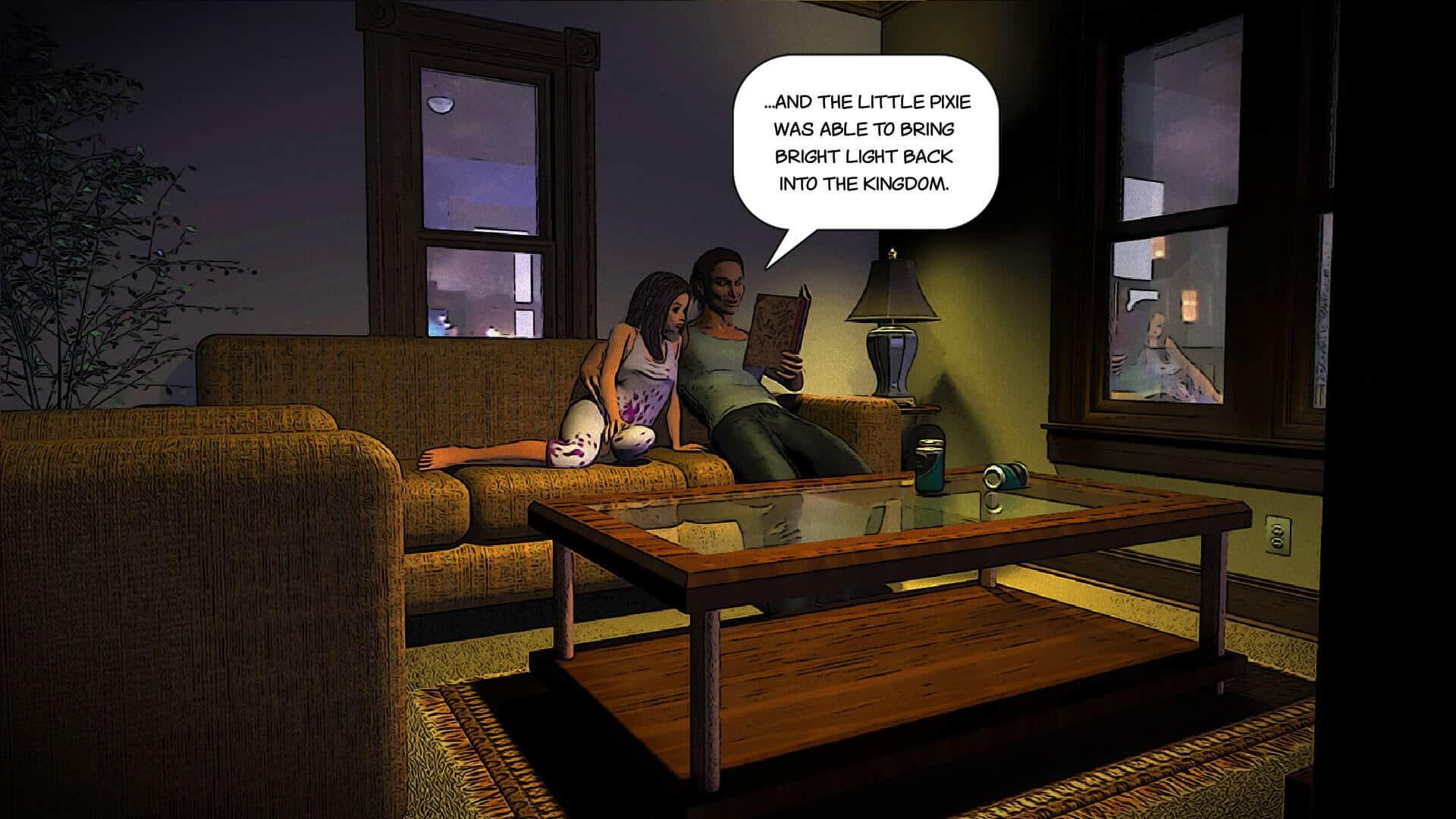 summit of the wolf adventure linux windows pc games screenshot 01
