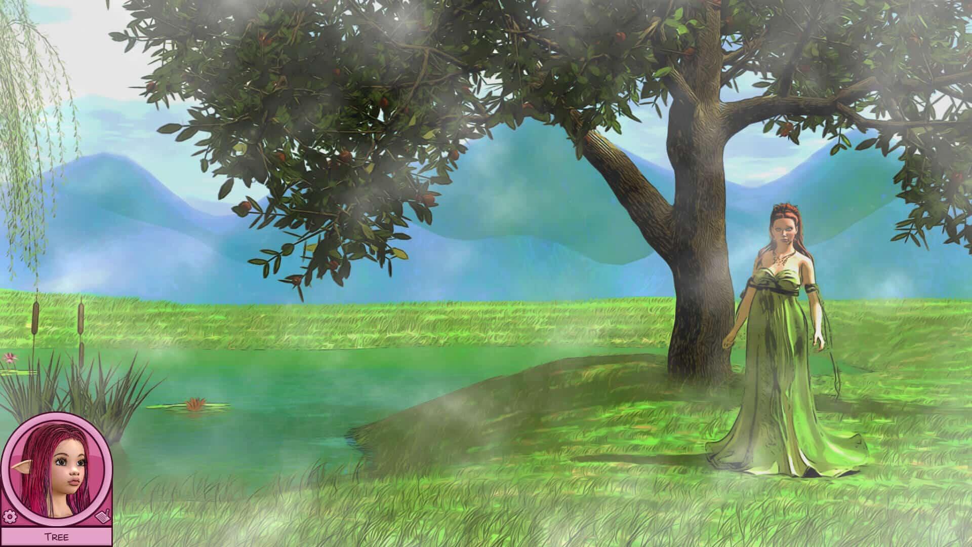 summit of the wolf adventure linux windows pc games screenshot 02