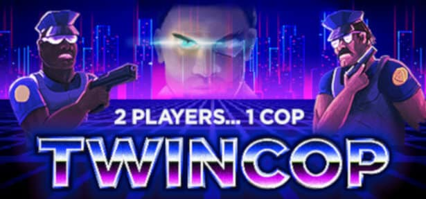 TwinCop co op twin stick shooter support update