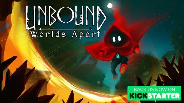 unbound worlds apart platformer on kickstarter in linux mac windows pc games