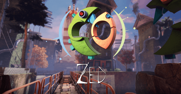 ZED first person adventure native release