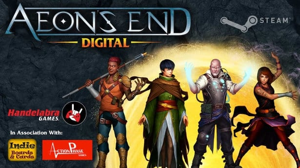 aeons end cooperative games deck building for linux mac windows pc