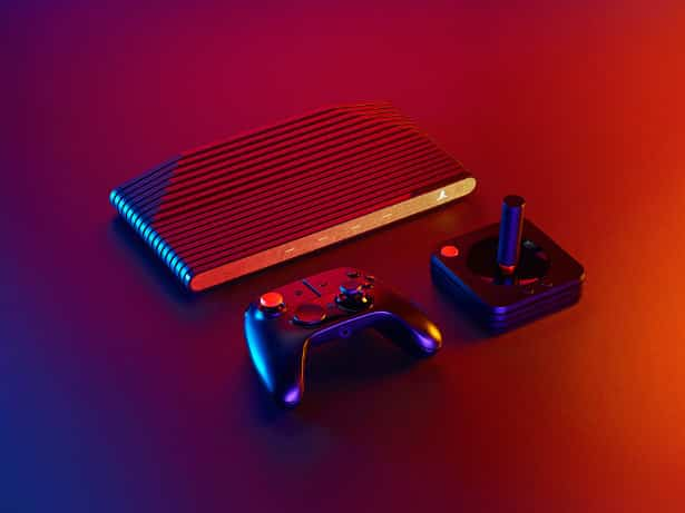atari vcs product linux games console