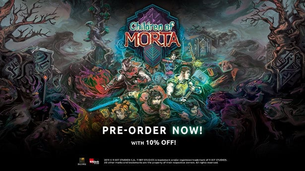 Children of Morta free preview and support