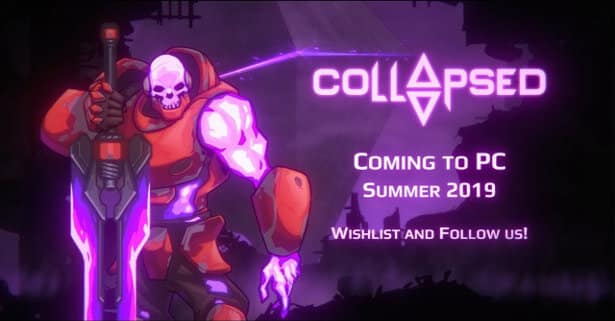 Collapsed an impressive platformer and support