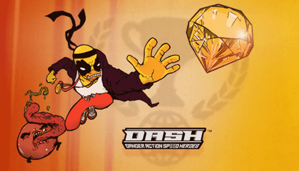 dash danger action speed heroes 2d platformer releases in early access games for linux and windows pc