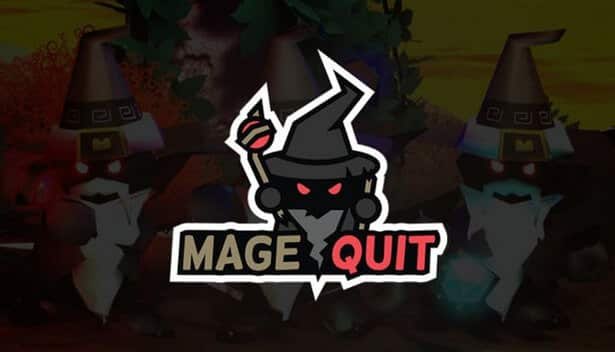 MageQuit wizard brawler to see support
