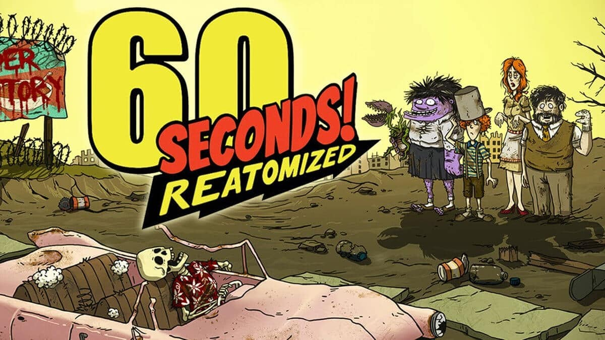 60 seconds reatomized release and support for linux mac windows pc