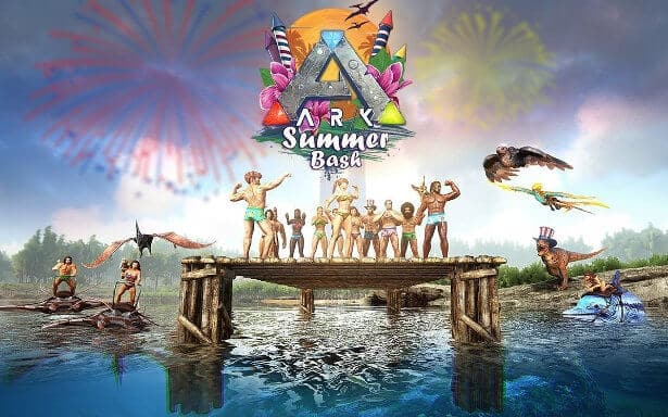 Summer Bash 2019 in ARK: Survival Evolved