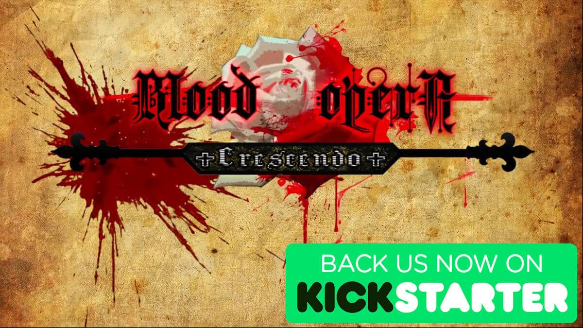 blood opera crescendo launches on kickstarter with demo for linux and windows pc