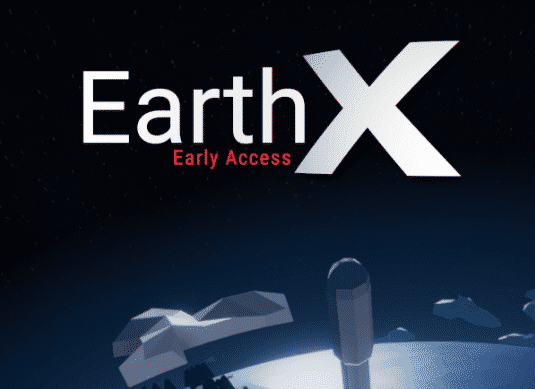 earthx become a space company ceo in a linux mac windows pc simulation