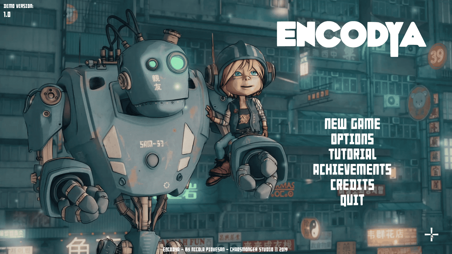 encodya point n click free demo screenshot for linux mac windows